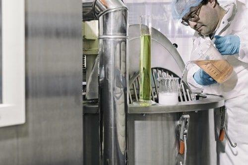 BottleX mixing production