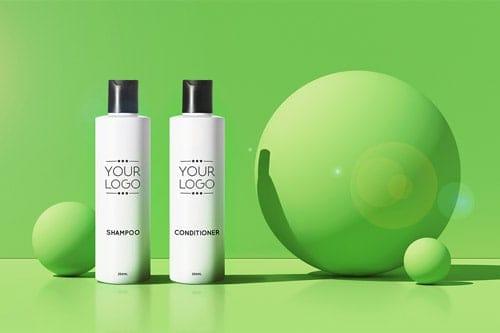 Private Label shampoo & conditioner